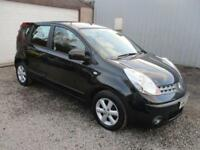 2007 Nissan Note 1.4 SE 5dr 5 door MPV