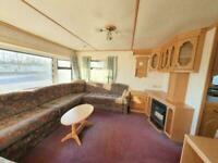 Static caravan Abi Prestige 35x12 2bed free UK delivery.