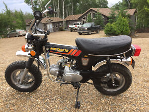 MINT CT 70 HONDA IN VERY GOOD CONDITION