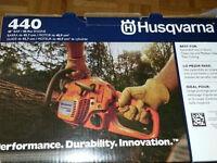 Husqvarna 41CC Gas Chainsaw, 18-in