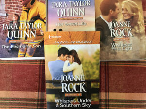 The Ranchers Prospect plus five more books.