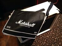 Free Marshall Shoulder Bag with Amp Purchase
