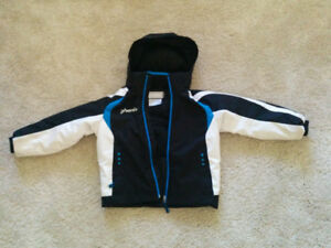 Boy's phenix ski jacket - adjustable size 2-6