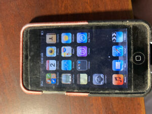 iPod touch 8 gig