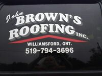 John Brown's Roofing