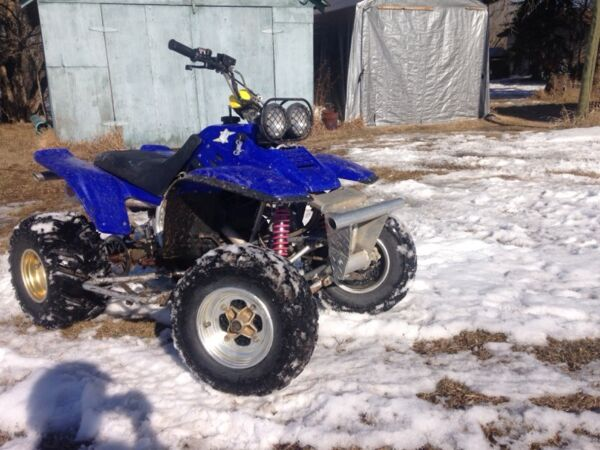 Used 1996 Yamaha warrior