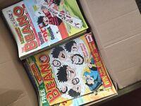 Beano collection 1996-2000