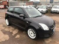 Suzuki Swift 1.3 ( 91bhp ) SZ2 - 2010 - April 18 Mot - 2 Keys