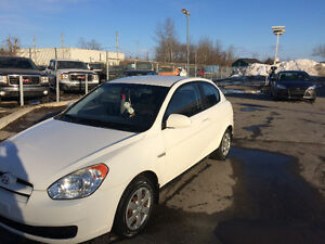 2008 Hyundai Accent Bicorps