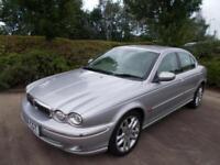Jaguar X-TYPE 3.0 V6 auto SE automatic 93000 miles