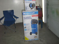 Air Compressor and Hose