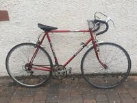 Vintage Halfords Olympic Road Bike
