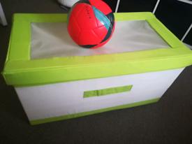 IKEA foldable large storage box