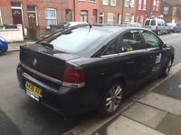 2008 Vauxhall Vectra 1.9 CDTI SRI Rossendale Plated Taxi