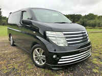 FRESH IMPORT 2004 E51 NISSAN ELGRAND HIGHWAY STAR V6 PETROL 4WD GRADE 4