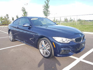 2014 BMW 4-Series 435i xdrive Coupe (FINANCING AVAILABLE)
