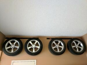 WINTER RIMS & TIRES for DODGE CHARGER