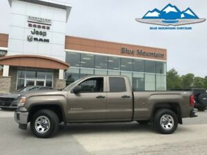 2015 GMC Sierra 1500   TRAILER HITCH, REVERSE CAM, READY TO WORK
