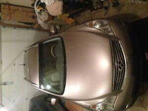 2008 Infiniti EX35 SUV, Crossover 118K $14000