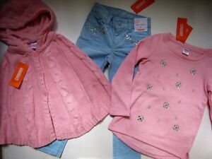 NWT Gymboree Cozy Fairytale lot- 4