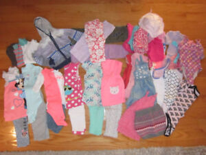 WOW - Vêtement fille -2T- Baby Girl clothes - Nice sets