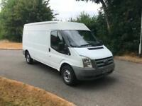 Ford Transit 2.4TDCi Duratorq ( 115PS ) 350L 2007.5MY 350 LWB Medium Roof