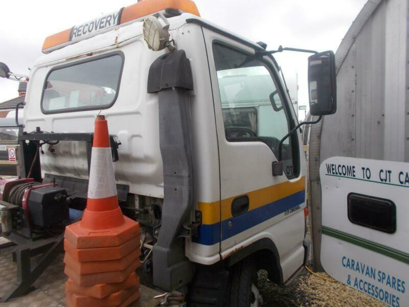 1999 Isuzu NPR 6 2t recovery truck excellent driver and weight carrier   in  Stanley, County Durham   Gumtree