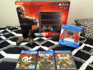 !!!!Lowered pricing!!!! Ps4 bundle