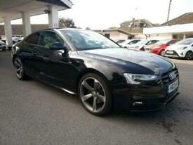image for 2013 Audi A5 3.0 TDI V6 Black Edition S Tronic quattro 2dr Coupe Diesel Automati