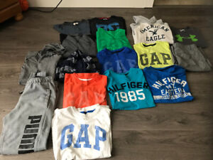Lot of boys clothes