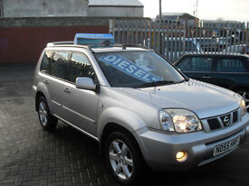 Nissan X-Trail 2.2dCi 136 Sport, CHOICE OF 3