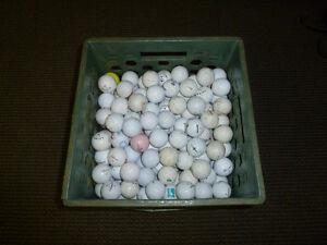 Lot de balles de golf