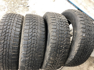 4x pneus d'hiver 185/65R15 88s Firestone Winterforce