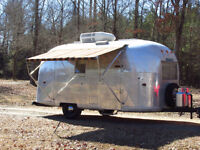 Wanted: Vintage Airstream or Similar Camper 19ft