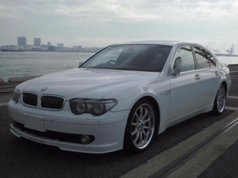 2015 55 BMW 7 SERIES 745I LIMO ALPINA SPEC  in Kirknewton West