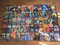 Star Wars books job lot collection