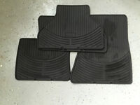 FS: BMW X5 / X6 All Weather Rubber Floor Mats and Trunk Liner