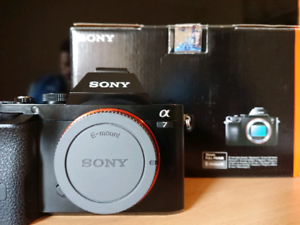 SONY Alpha A7 Full Frame ILCE 24.3 MP Almost New