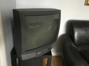Free 27in television