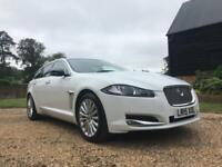 2015 Jaguar XF 2.2d [200] Luxury 5dr Auto 5 door Estate