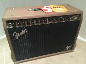 NEW CONDITION Fender Acoustasonic 150 Amplifier