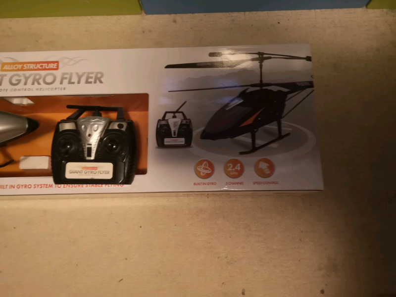 R/c helicopter | in Cwmbran, Torfaen | Gumtree