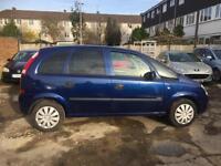 2003 Vauxhall/Opel Meriva 1.6i ( a/c ) Enjoy + Service History and Long MOT