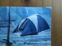 ProAction 5/6 person dome tent