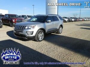 2016 Ford Explorer Limited   - Low Mileage - Massage Seats