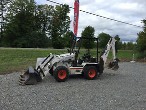 RENTALS: Bobcat Backhoe/Skid Steer/Mini Excavator