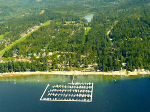 FOR LEASE - SEASONAL RV SITE AT BEAUTIFUL MABEL LAKE
