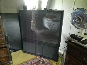 50 inch projection toshiba