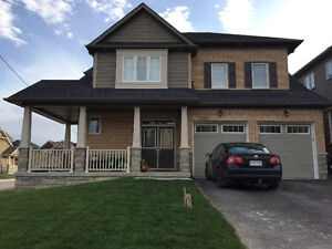 Large house north Oshawa with rooms available for rent