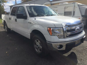 2013 Ford F-150 XLT 4x4 6-place 4-porte